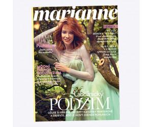 Aktuální vydání Marianne 10/2018 (poštovné zdarma)