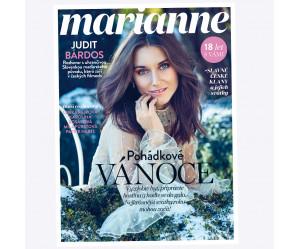 Aktuální vydání Marianne 12/2018 (poštovné zdarma)