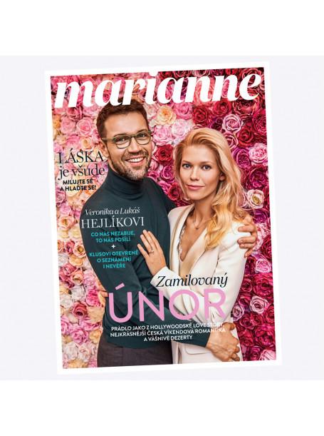 Aktuální vydání Marianne 2/2019 (poštovné zdarma)