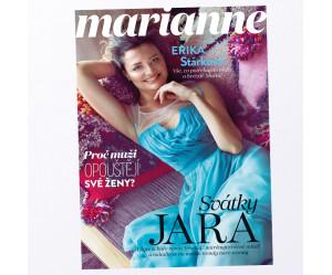 Aktuální vydání Marianne 4/2019 (poštovné zdarma)