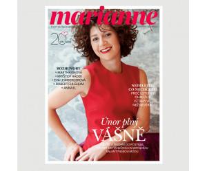 Aktuální vydání Marianne 2/2020 (pouze pro ČR)