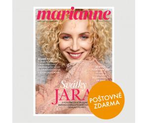Aktuální vydání Marianne 4/2020 POŠTOVNÉ ZDARMA (pouze pro ČR)