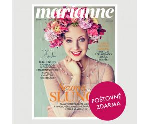 Aktuální vydání Marianne 6/2020 POŠTOVNÉ ZDARMA (pouze pro ČR)