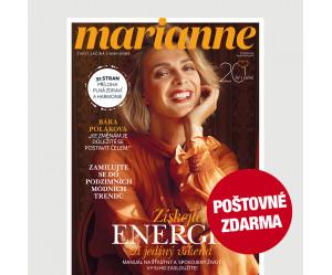 Aktuální vydání Marianne 10/2020 (POŠTOVNÉ ZDARMA, pouze pro ČR)