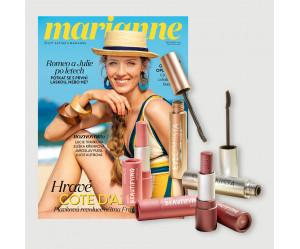 Aktuální vydání Marianne 7/2021 + kosmetika Catrice  (POŠTOVNÉ ZDARMA, pouze pro ČR)