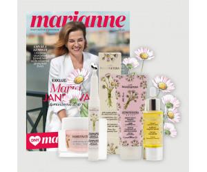 Roční předplatné Marianne + péče Manufaktura